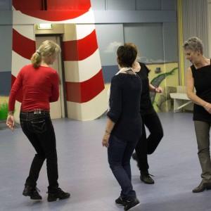 moderene werelddans en volksdansen in vlissingen