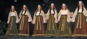 Georgische dansen